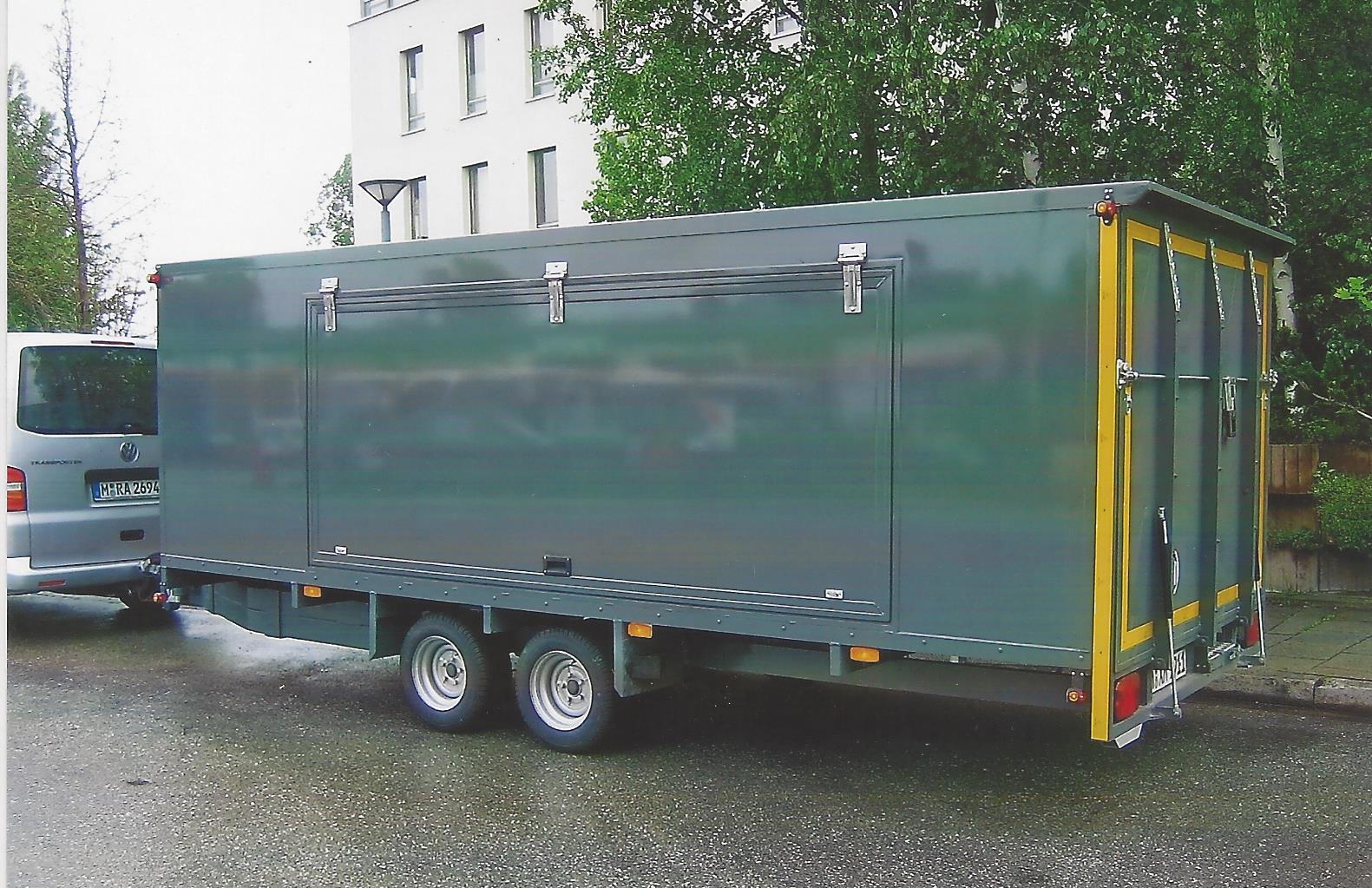 autotransporter kufer fahrzeugbau kg starnberg. Black Bedroom Furniture Sets. Home Design Ideas